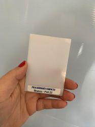 Placa Policarbonato Compacto Branco Leitoso 2,00 x 6,00 mts x 3mm